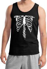 Halloween Skeleton Tank Top