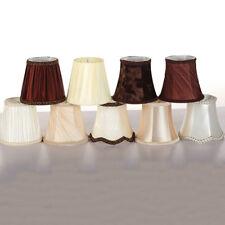 Fabric Velvet Pleat Drum Lampshade Table Light Pendant Ceiling Floor Lamp Shade