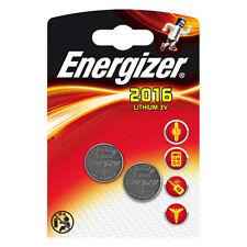 Energizer Lithium Knopfzellen Batterie CR DL 2016 2025 2032 2430 2450 2er Bliste