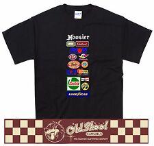 Dragster Hot Rod Gasser Racer Sponsorship Bumper Sticker Inspired Retro T Shirt