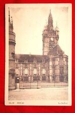 DOUAI LE BEFFROI NORD 59,EDITION LL N°21 - 1939