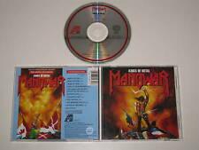 MANOWAR/KINGS OF METAL (ATLANTIC 7567-81930-2) CD ALBUM