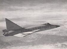 X312) Aviation, Aircraft Convair F 106 Delta Dagger, USA.