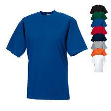 Russell Workwear T-Shirt Arbeitsshirt Kurzarm XS S M L XL XXL 3XL 4XL Neu Z010