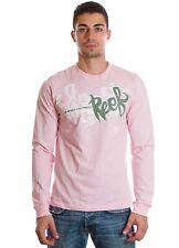 REEF - T-SHIRT M/C UNISEX EUROCREEPER  - ITL3054PNK - ROSA