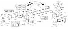 Ricambi e accessori per aerografo GRAFO Harder&Steenbeck - Scegli l'articolo