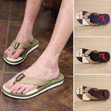 Hot Summer Men EVA Sandals Slippers Flip Flops Shoes Beach Travel Size 7.5-10.5