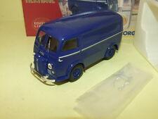PEUGEOT D3A TOLE Bleu CORGI EX70622