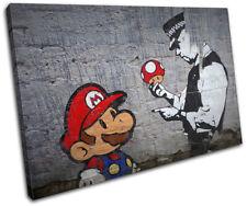 STREET POP ART PANDA ABSTRACT CANVAS WALL ART PICTURE LARGE AZ545 X MATAGA