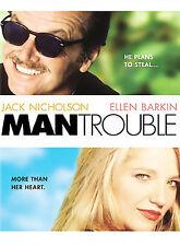 Man Trouble rare Comedy dvd Jack Nicholson Ellen Barkin Harry Dean Stanton 1990s