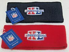 NFL Super Bowl XL One Size Fits All Knit Headband By Reebok