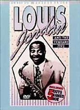 Louis Jordan and the Tympany Five (DVD, 2000, Platinum Performances Series)