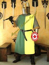 Medieval Knight Heraldry SCA Surcoat Tunic Tabard (T8)