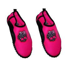 MONSTER HIGH MATTEL Skullette Swim Shoes Water Socks NWT Girls/Youth Size 4/5