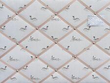 Sophie Allport Hare - Large Fabric Notice Board/Memo Board