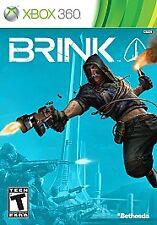 Brink (Microsoft Xbox 360, 2011) GOOD