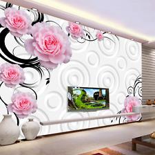3D Multicolored 426 Wallpaper Murals Wall Print Wallpaper Mural AJ WALL UK Kyra