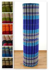 Thailändische Rollmatten Gr.XL, Kapok Entspannungsmatte,Yogamatte,Pilates