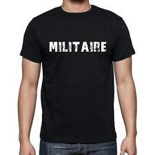 militaire, t-shirt pour les hommes, chemise, cadeau, tshirt avec des lettres