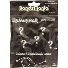 BANDZMANIA SILLY BANDZ MYSTERY PACK with BANDZKEEPER