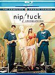 Nip/Tuck The Complete Fourth Season Blu-ray 4 Disc Set in original case