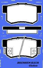 Bremsbeläge hinten Honda Accord (CM)  Bj 03-08  Tourer/Kombi  alle