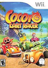 Cocoto Kart Racer USED SEALED (Nintendo Wii, 2008)