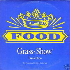 GRASS-SHOW - Freak Show (UK 1 Track DJ CD Single)