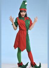 Adult Ladies Christmas Elf Costume