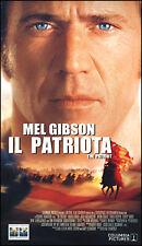 Il patriota (1999) VHS