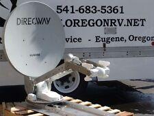 MotoSat Datastorm RV Internet dish F2 iDirect Satellite System ***USED***