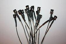 LED Strawhat LEDs verkabelt 9V 12V 24V Halter 15cm 30cm 60cm 120cm Kabel Clips