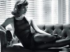 Emma Watson Hot Actress Sexy Dress Legs BW Huge Giant Wall Print POSTER