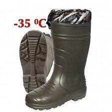 Haski-Light Fishing Hunters Waterproof Hiking Winter Mens High Short Boots -35C