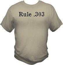 Rule 303 T Shirt  Breaker Morant Movie  Boer  Lee Enfield Zulu