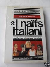 DE MICHELI MARGONARI NAIFS ITALIANI PASSERA&AGOSTA TOTI