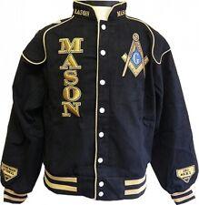 Buffalo Dallas Mason Mens NASCAR Twill Jacket