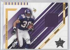 2004 Leaf Rookies & Stars #271 Rookie Jersey Mewelde Moore Minnesota Vikings RC