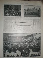 Photo article homecoming of General Sir Redvers Buller 1900