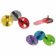 Kreisel mit LEDs LED Licht leuchtet Bunt farbwechsel Kinder Geburtstag Mitgebsel