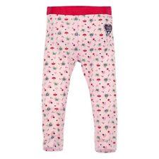 86019 Bondi Mädchen Baby Trachten Legging Hose rose NEU Gr. 68 74 80 86