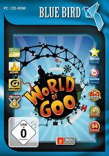 World of goo-USK 0-PC-Neuf & neuf dans sa boîte