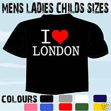 I Love corazón de Londres, camiseta Todos Los Tamaños Y Colores