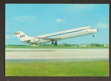 AVION SCANDINAVIAN AIRLINES 1974 / Super DC-9 JETLINER