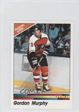 1990-91 Panini Album Stickers #115 Gordon Murphy Philadelphia Flyers Hockey Card