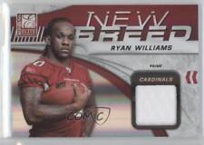 2011 Donruss Elite New Breed Jersey Prime #28 Ryan Williams Arizona Cardinals