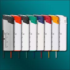 Elektronik-Feuerzeuge Profil mit Ihrem 4-farbigen Fotodruck/ Werbung/ Logo Druck