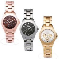 Orologio Solo Tempo Donna GOOIX GX08007594-GX08007664-GX08007672 in Acciaio
