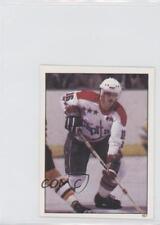 1982-83 Topps Album Stickers #157 Bengt-Ake Gustafsson Washington Capitals Card
