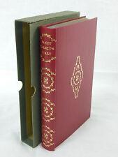 Edited by John Wain  FANNY BURNEY'S DIARY  Folio Society 1961 Slipcased